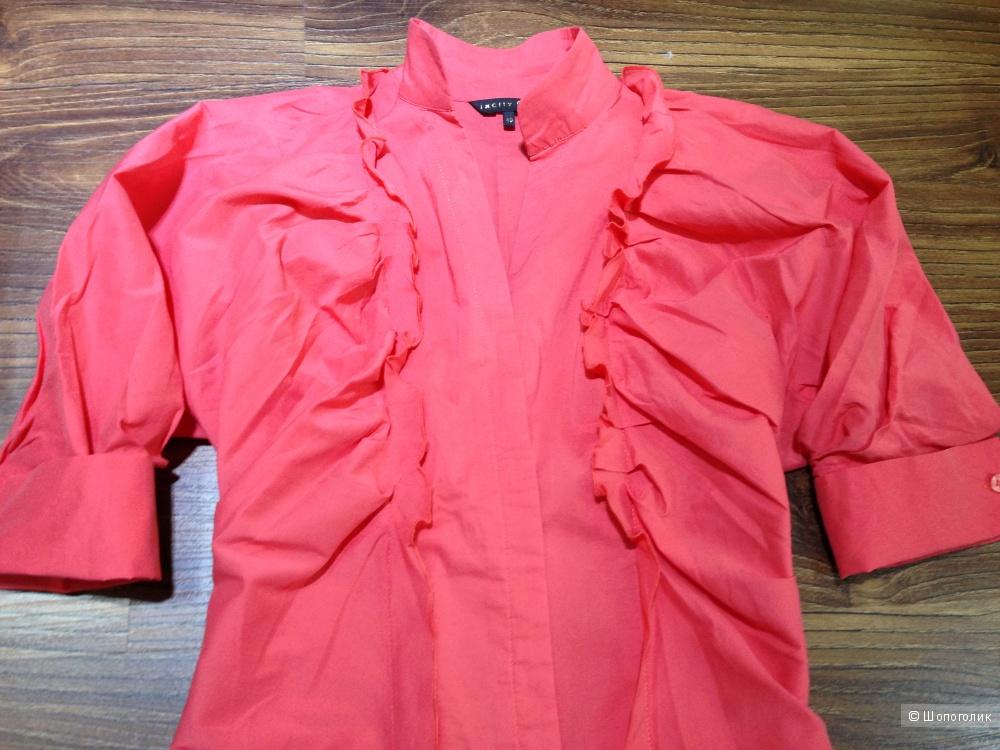 INCITY нарядная блузка р.44