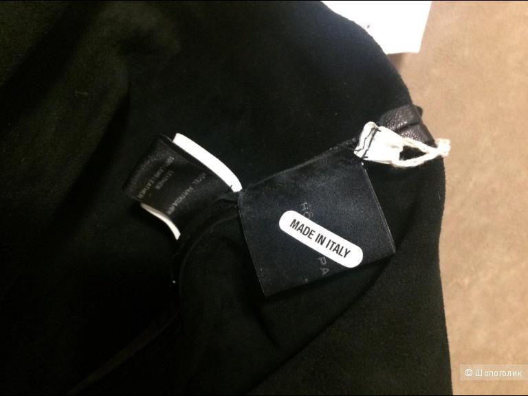 Кожаные брюки Hotel particulier