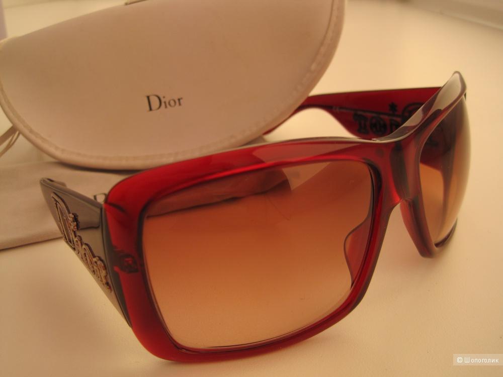 Очки солнцезащитные Christian Dior, 100% оригинал