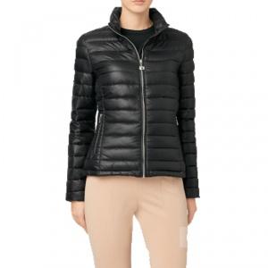 Женский пуховик Calvin Klein черный маркировка L на 48-50.