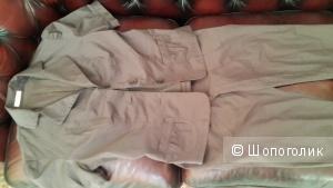 Костюм жакет+брюки, марка Promod , размер С-М