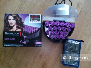 Электробигуди Remington Fast Curls