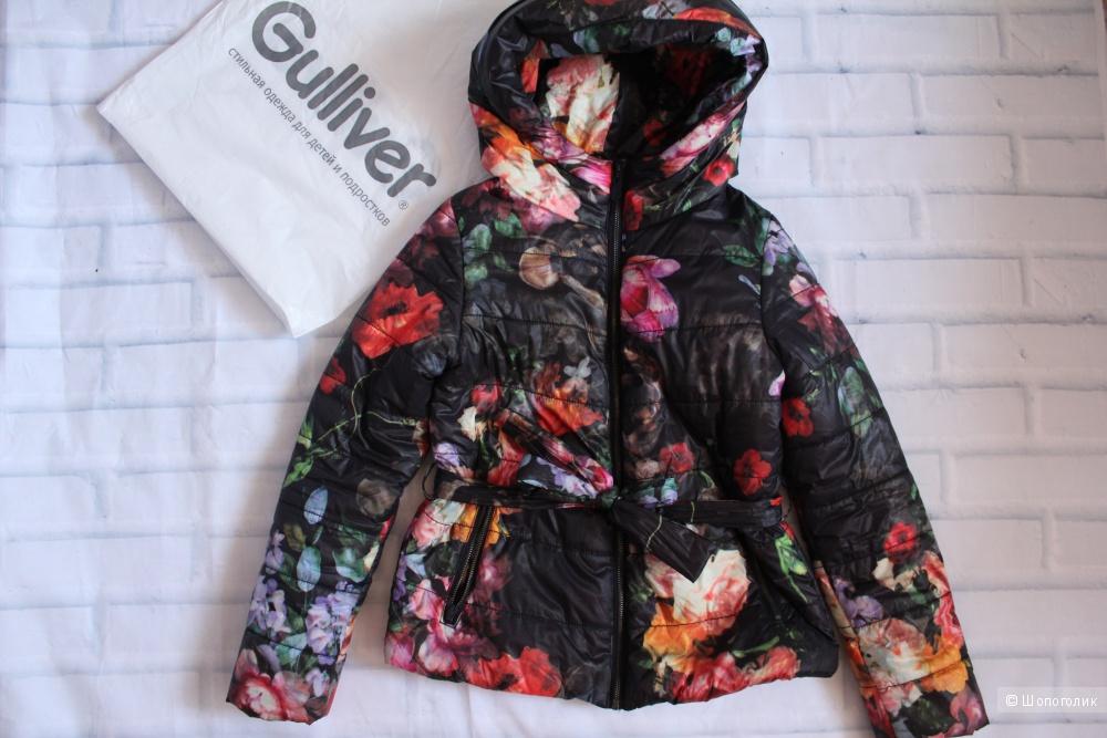 Куртка фирмы Gulliver