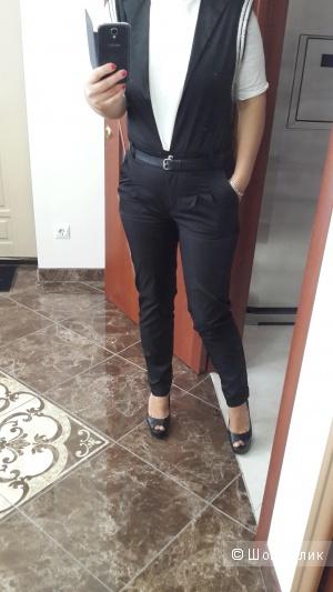 Комбинезон черного цвета брючный Exclusive размер М