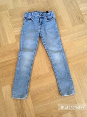 Пристрою светлые джинсы Ralph Lauren 6 лет