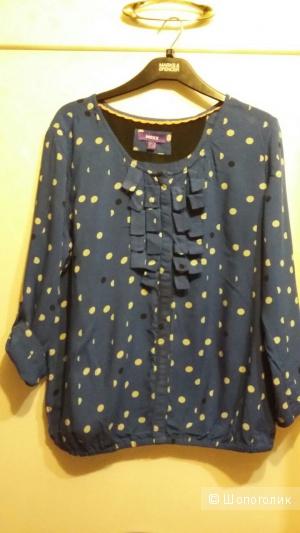 Блузка МЕХХ размер 38