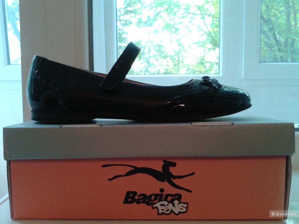 76bf3ee4d Кожаные туфли на девочку-подростка, р-р 38, в магазине Российский ...