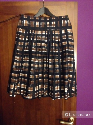 Новая юбка миди Zara, M