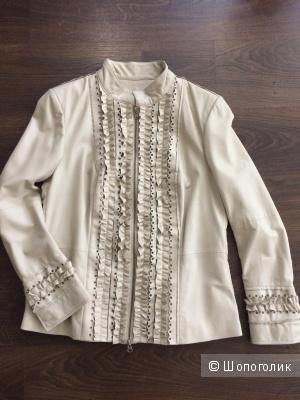 Кожаная куртка Z by Zucchero