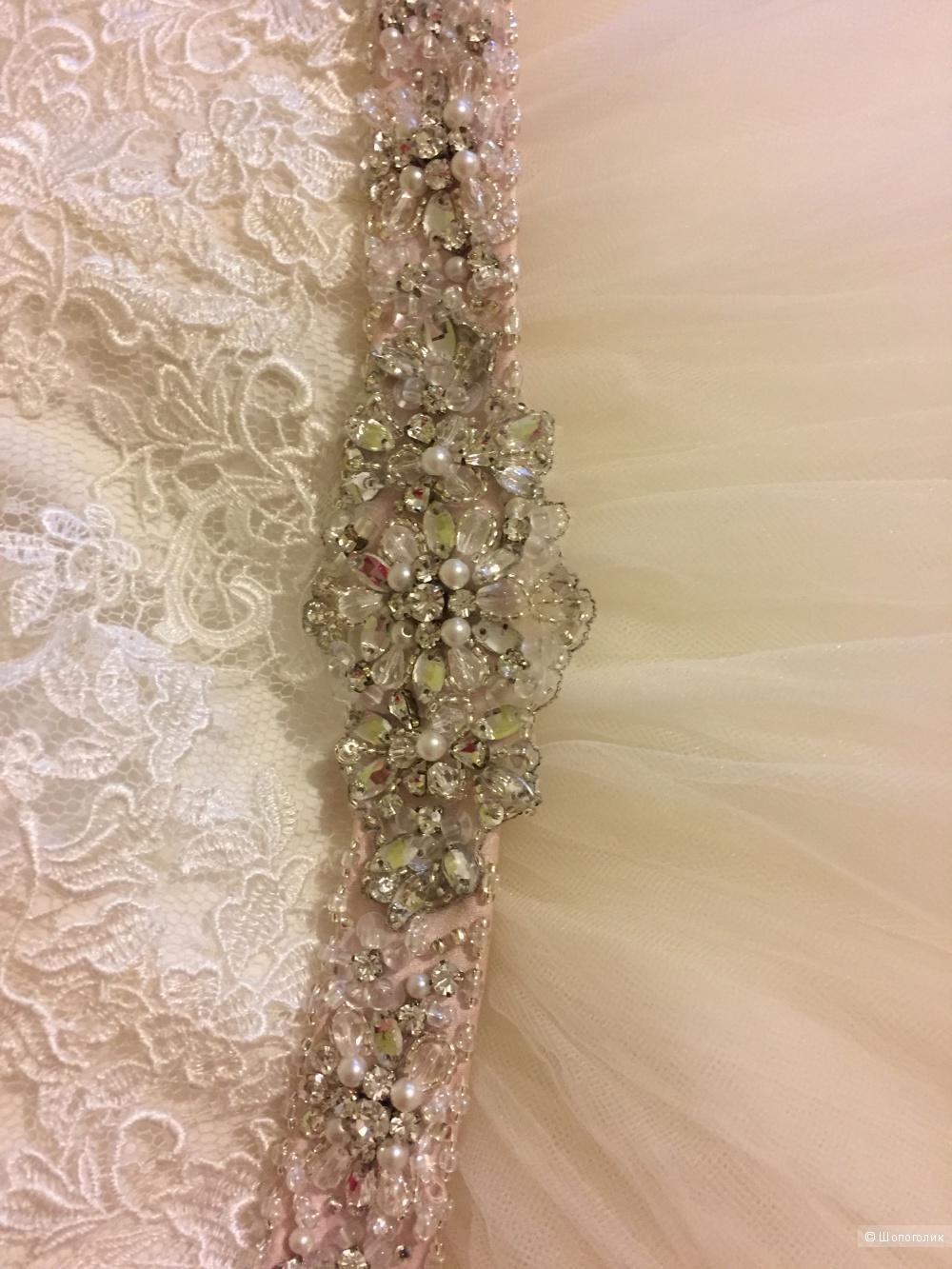 НОВОЕ свадебное платье NAVIBLUE ROMANCE #13610