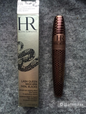 Тушь Helena Rubinstein lash queen fatal blacks