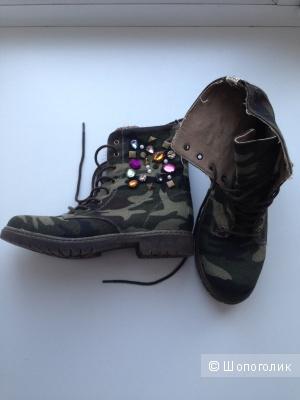 Ботинки милитари Cool way