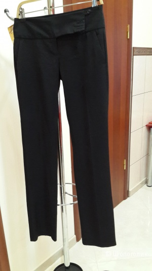 Черные брюки Sisley размер 40