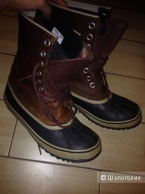 Sorel ботинки 42