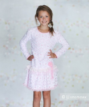Платье Jelly the Pug, размер 3 года