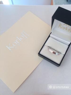 Золотое кольцо  от ювелирного дома  Korloff