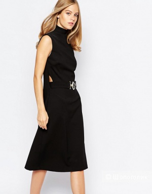 Платье в стиле 60 х Lost Ink