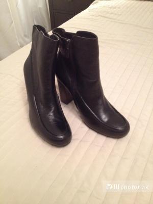 Срочно!Шикарные итальянские зимние ботинки Carlo Pazolini!