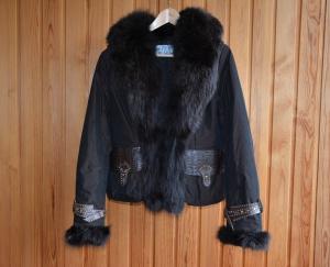 Куртка зимняя Dernichy с мехом