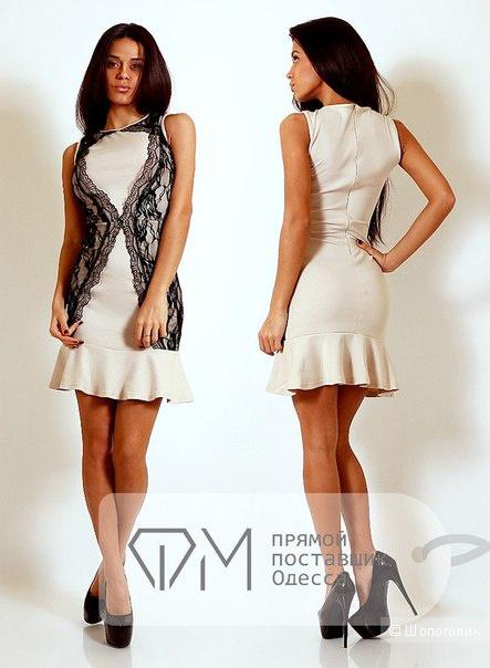 Платье ТМ Фабрика Моды,размер S