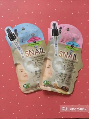 Маски для лица Snail