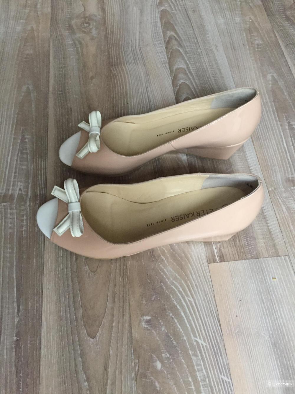Новые туфли Peter Kaiser