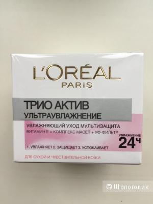 Крем L'Oréal триоактив увлажняющий уход