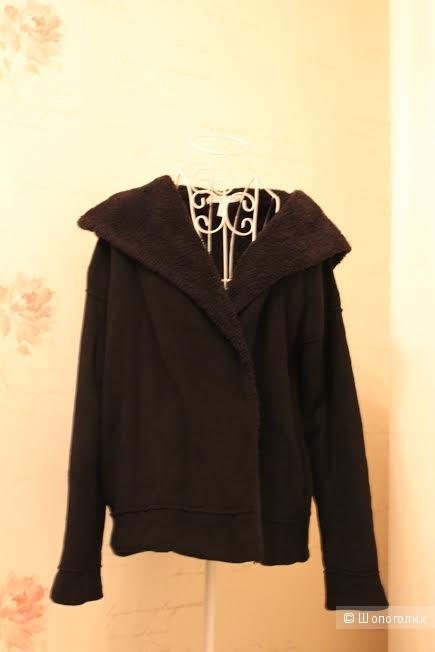 Кашемировая кофта-куртка бомбер Victoria's Secret оригинал, размер S,новая