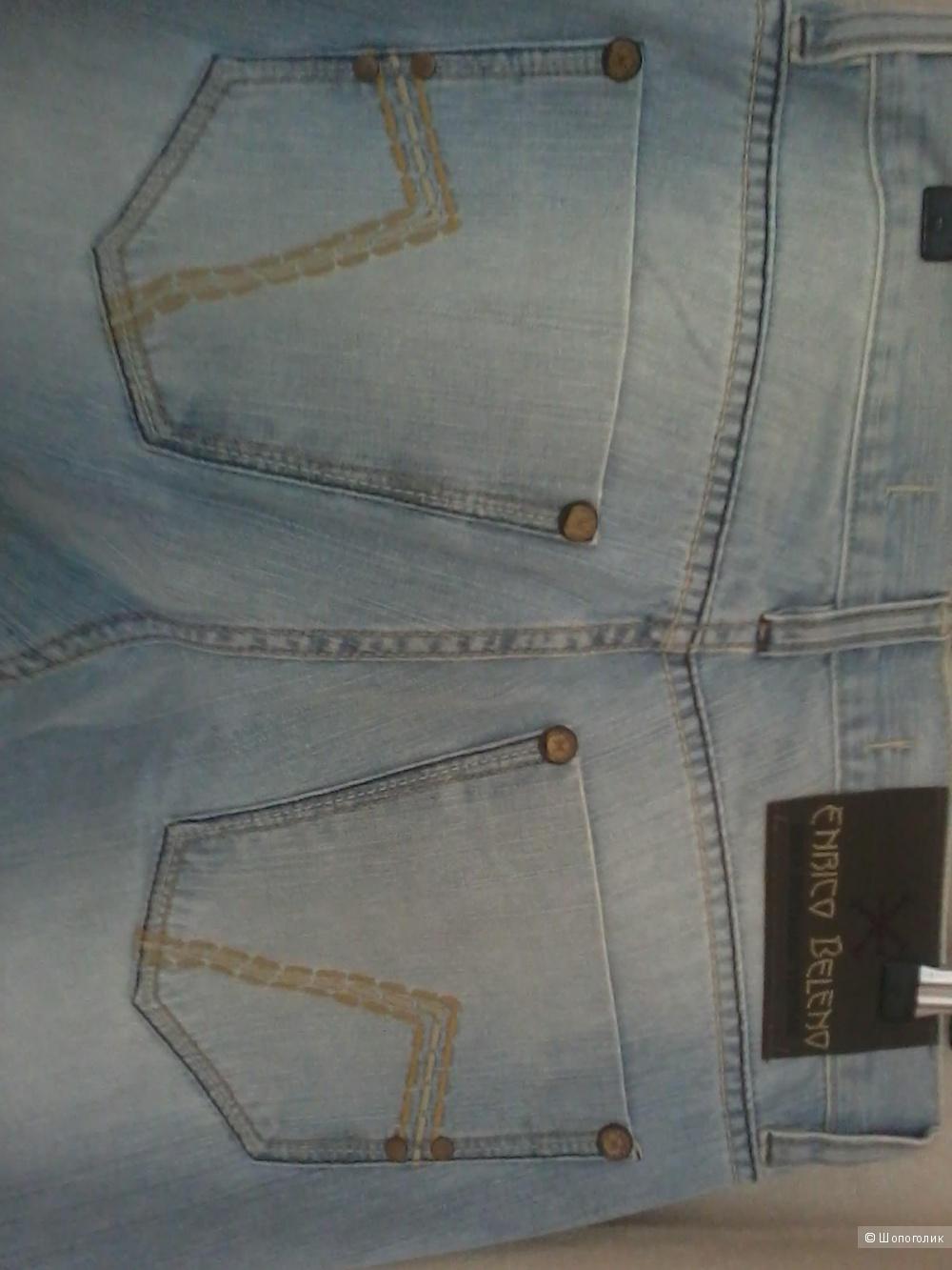 джинсы Enrico Beleno, размер 30/34