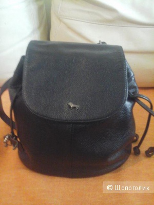 Кожаный рюкзачок Labbra