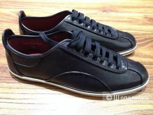 Кожаные женские кроссовки от Marc Jacobs р.38 Новые.Оригинал с ценником 248$