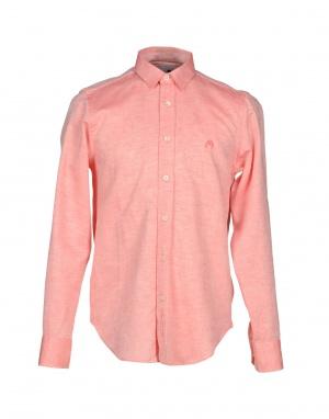 Рубашка мужская Dolores Promesas, размер S, коралловый