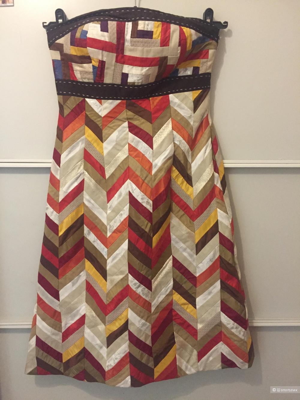 Платье дорого бренда Malandrino размер XS (40 it)