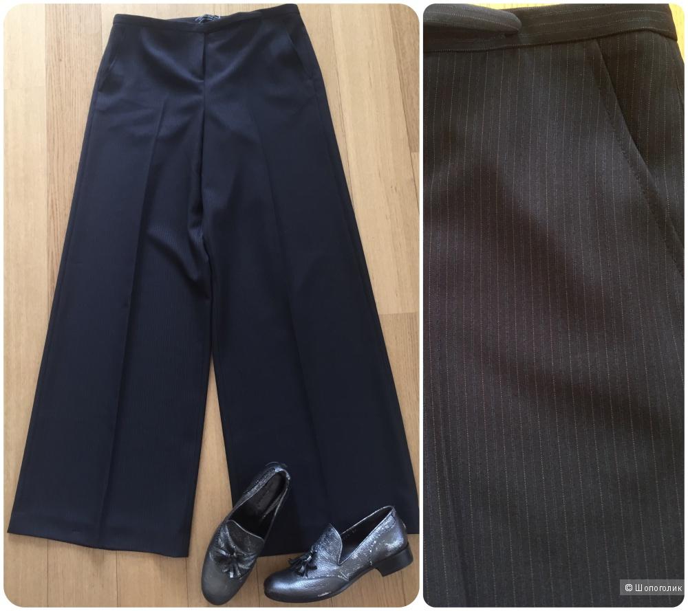Новые фантастические дизайнерские широкие брюки