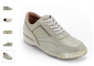 Мужские новые кожаные кроссовки Rockport M7100 Prowalker 44, 11US