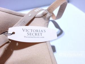 Victoria's Secret красивый бюстгалтер нательного цвета 36В Новый.Оригинал
