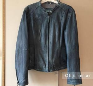 Кожаная куртка Betty Barclay новая 38DE 12UK 8US 40FR