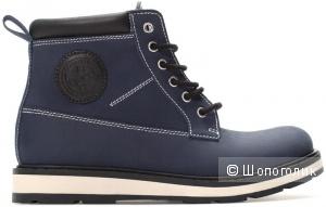 Ботинки для мальчика, фирмы Zara, кожаные, новые