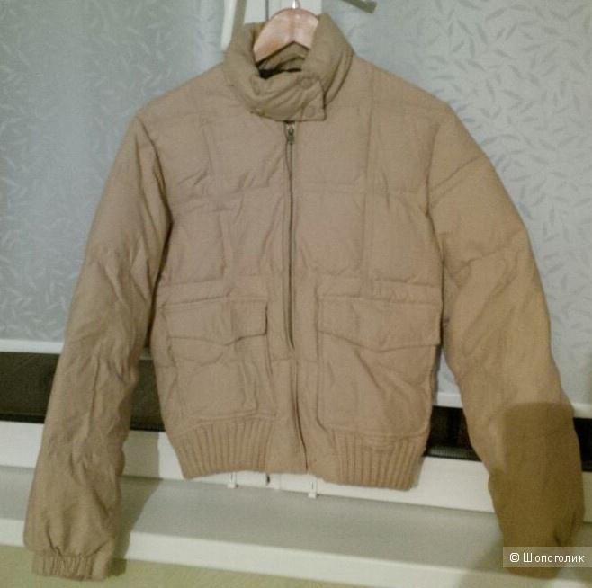 Практически новая куртка TIMBERLAND