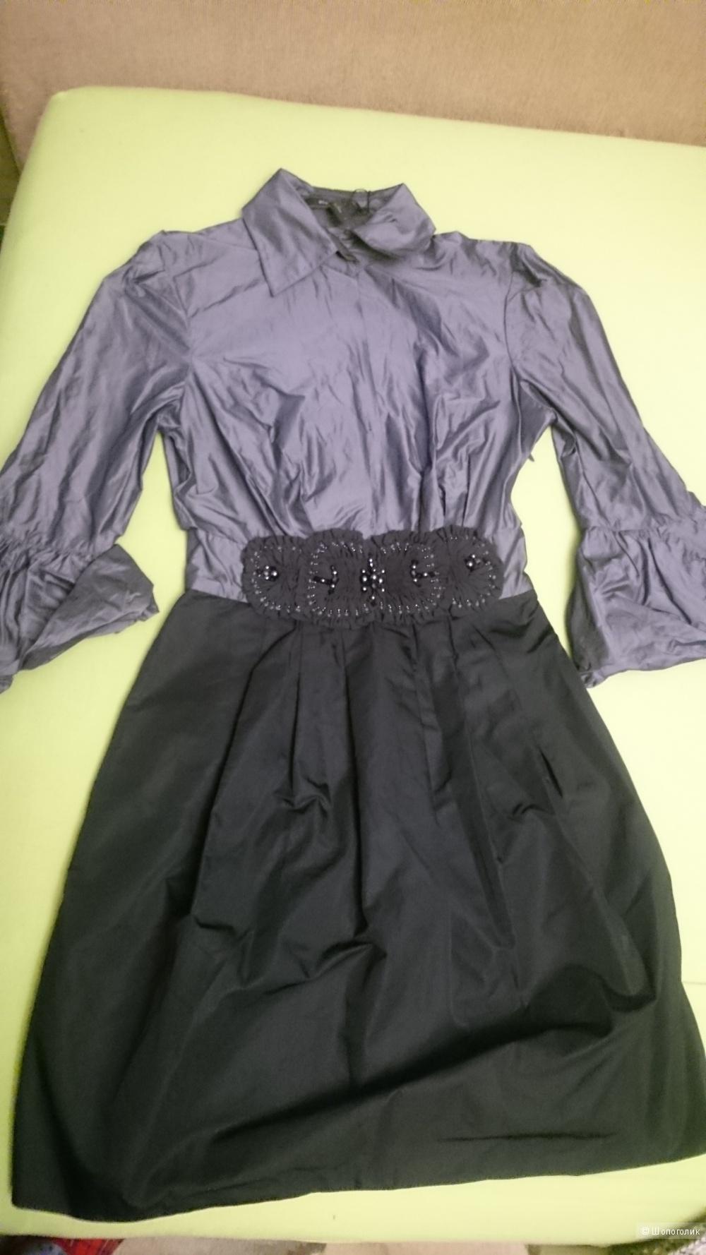 Платье BCBG Max Azria Natasha Woven Dress Размер 0