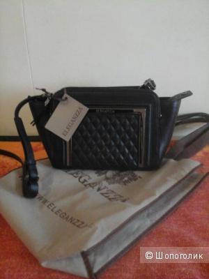 Новая сумочка eleganzza,оригинал