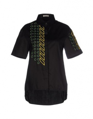 Черная блузка Emma Cook