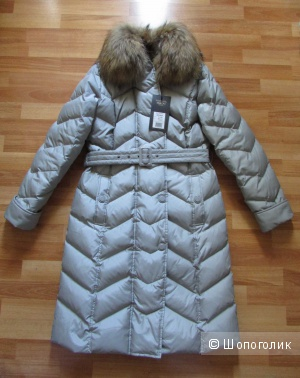 Теплый зимний пуховик Baon