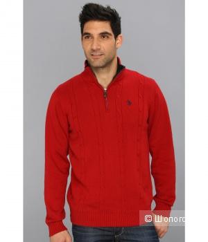 Красивый мужской свитер US POLO Новый.Размер L
