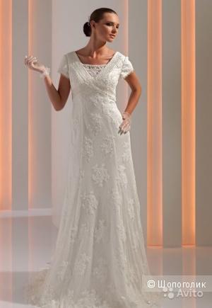 Пристрою свадебное платье