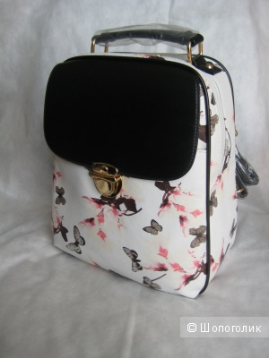 Рюкзак с бабочками