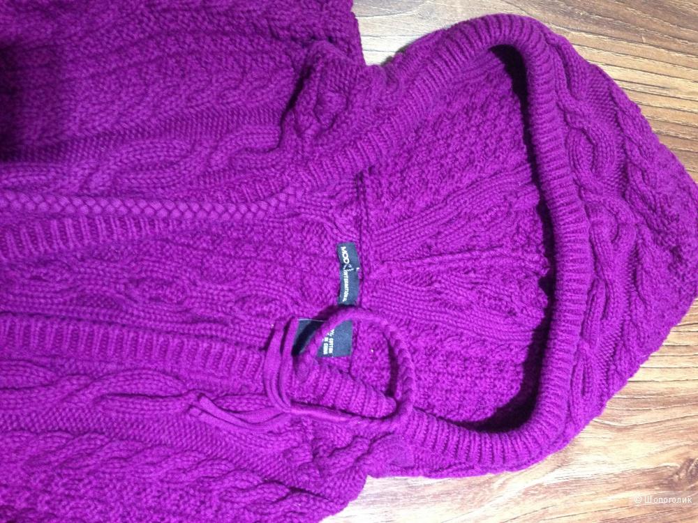 Victoria's Secretшикарный вязаный свитер Новый р.44