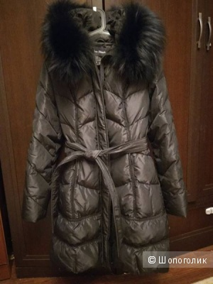 Зимнее пальто пуховик LA Reine Blanche