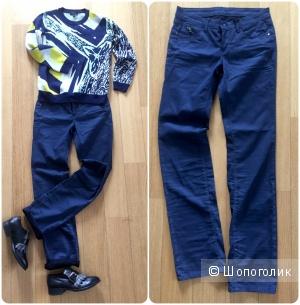 Новые синие джинсы CNC Costume National