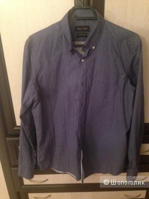 Мужская рубашка Massimo Dutti
